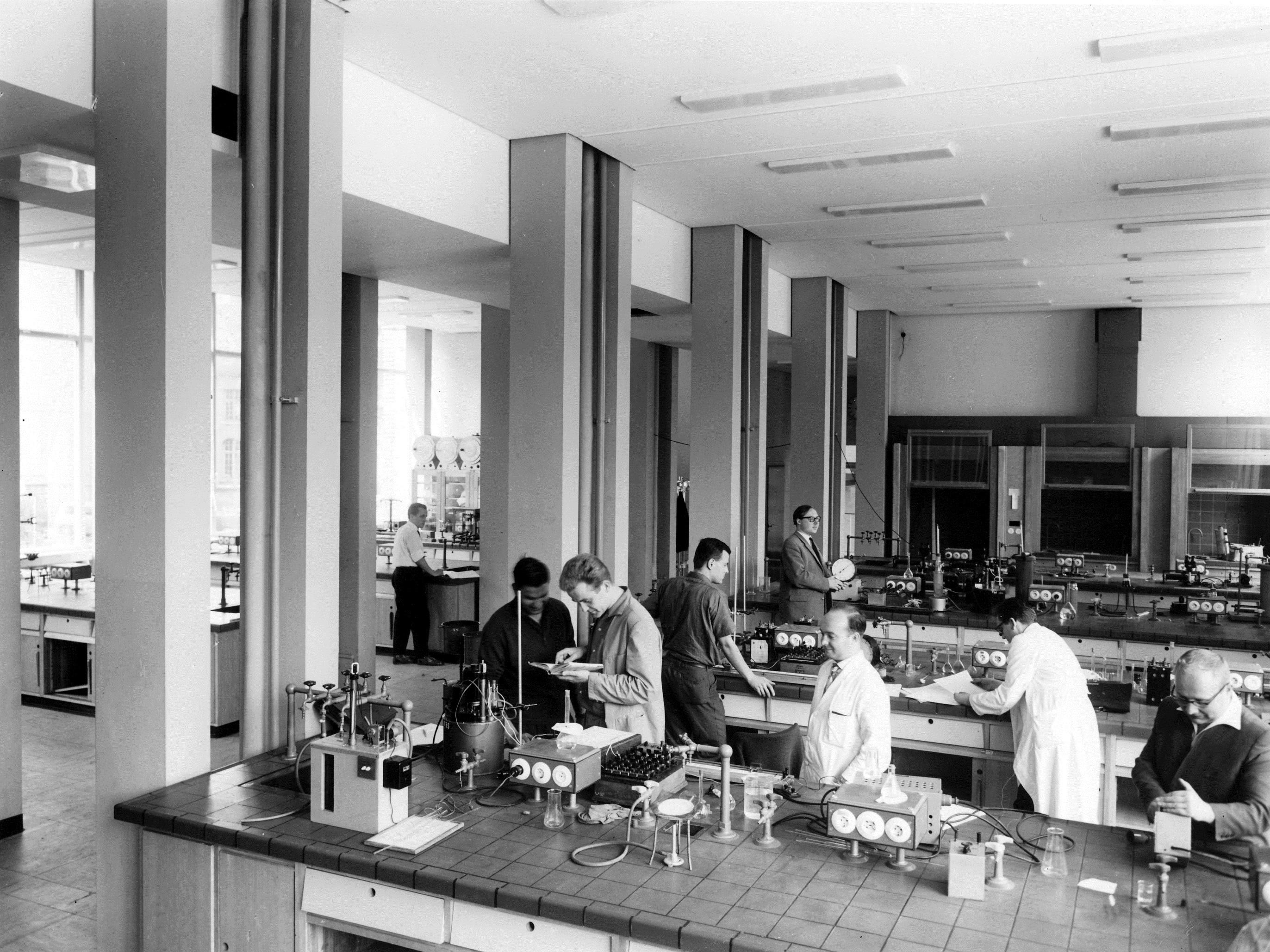 Chemisches Laboratorium