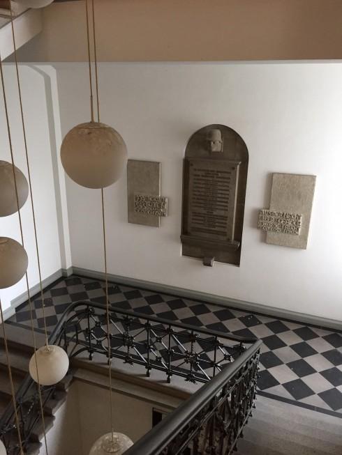 Sig. Hochschularchiv - Kriegerdenkmal