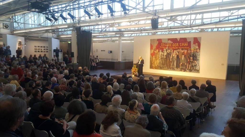 04_Eröffnung Ausstellung Ludwig Forum